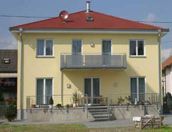 Neubau eines EFH in Baden-Baden