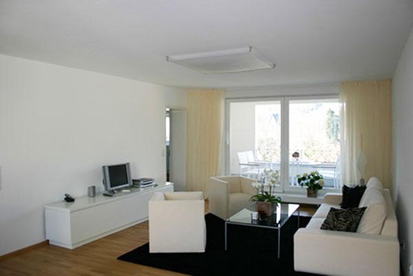 Umbau einer Ferienwohnung mit Loggia in Baden-Baden | Innen 3