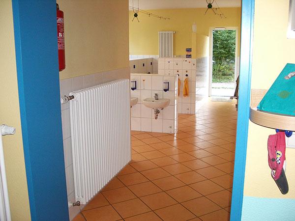 Umbau Kindergarten St. Walburga in Baden-Baden | Innen 1
