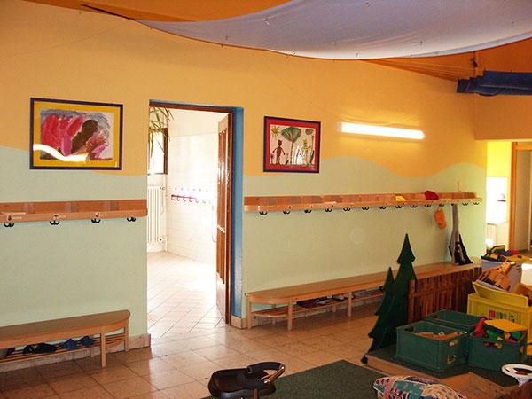 Umbau Kindergarten St. Walburga in Baden-Baden | Innen 3