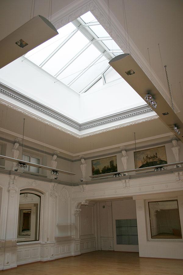 Umbau eines Saales in Baden-Baden | Innen 2