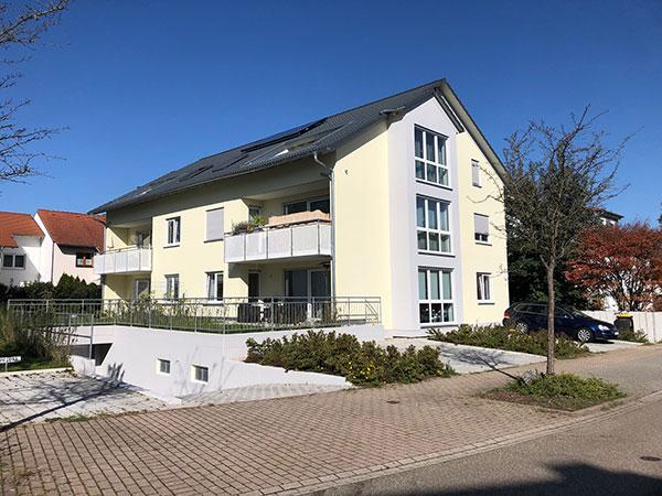 Neubau MFH 2017