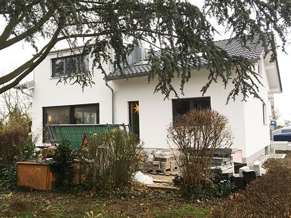 Umbau Einfamilienhaus 2016